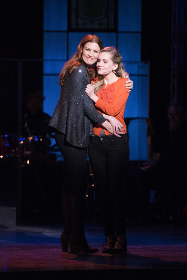 Rachel York and Lora Lee Gayer