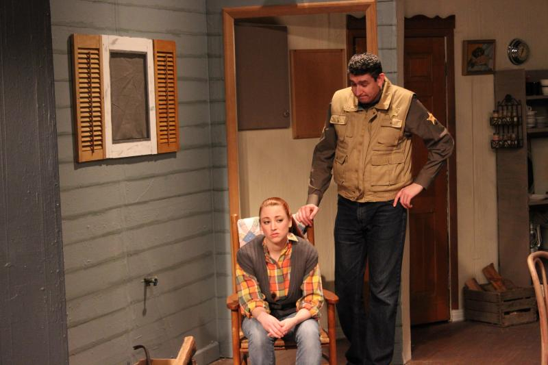 BWW Review: THE SPITFIRE GRILL at Oyster Mill Playhouse