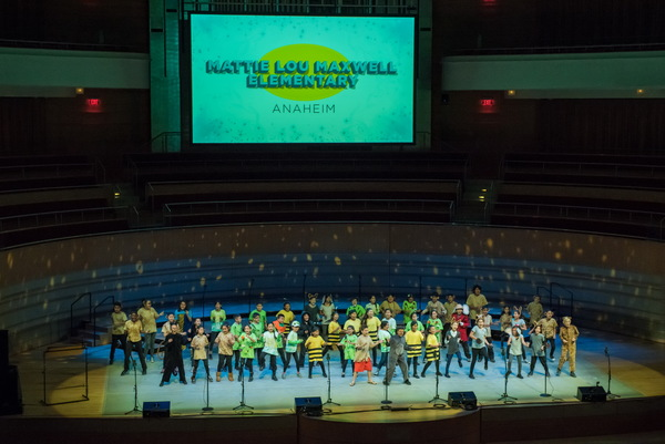 Photo Flash: Segerstrom Center Salutes Disney Musicals in Schools Student Share Celebration