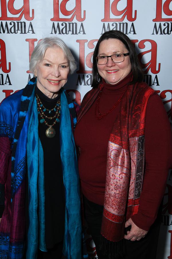 Ellen Burstyn, Deborah Dixon