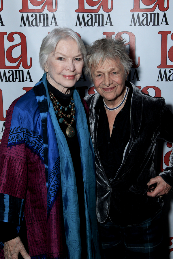 Ellen Burstyn and Estelle Parsons