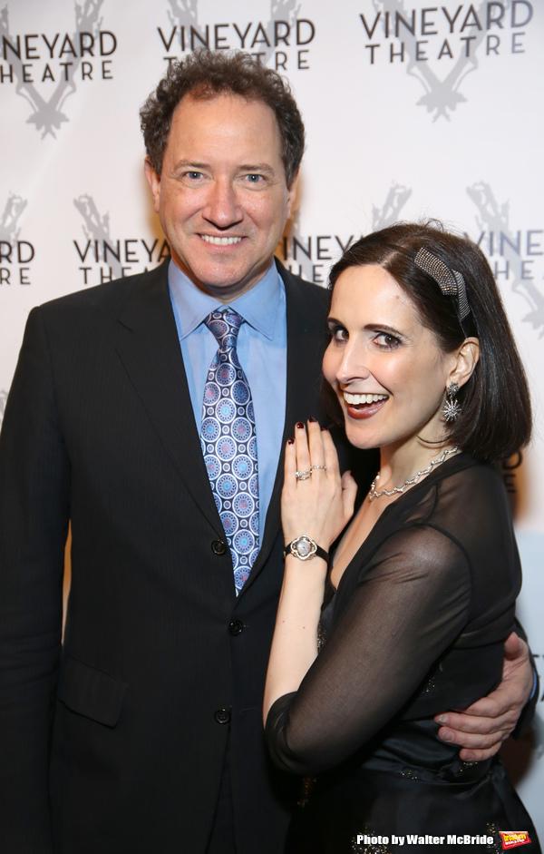 Kevin McCollum and Stephanie D'Abruzzo