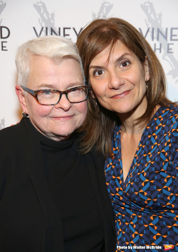 Paula Vogel and Gina Gionfriddo