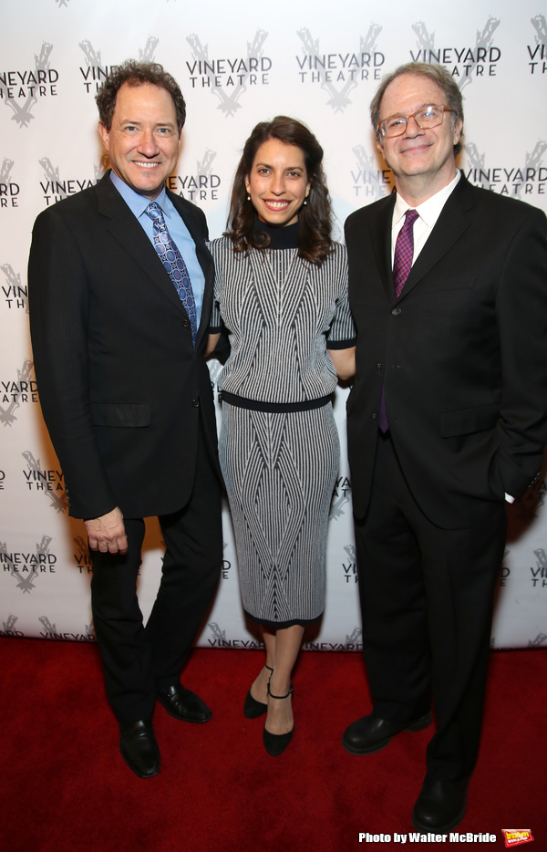 Kevin McCollum, Sarah Stern and Douglas Aibel