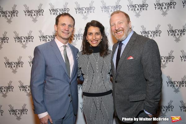 Jeff Bowen, Sarah Stern and Hunter Bell