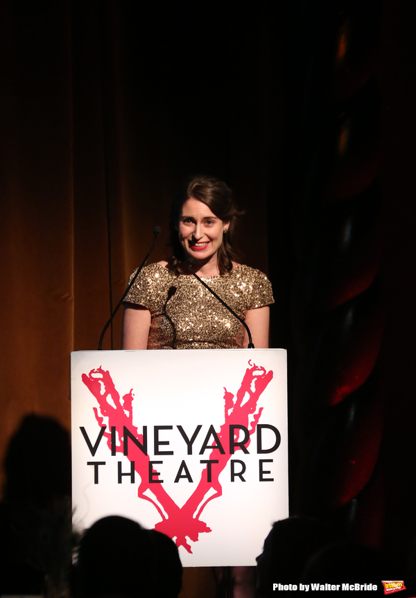 Photo Coverage: [title of show] Reunites After 10 Years at Vineyard Theatre Gala!