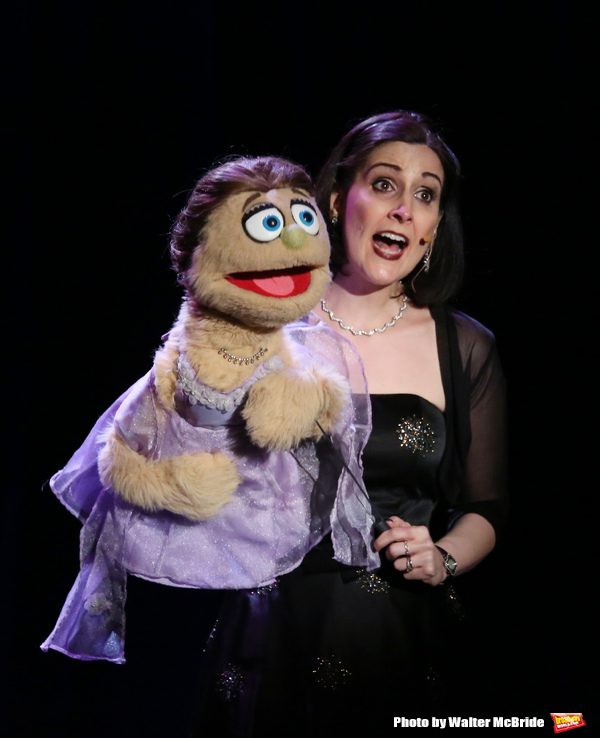 Kate Monster and Stephanie D'Abruzzo