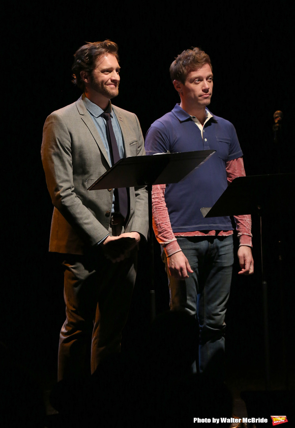 Colin Hanlon and Barrett Foa