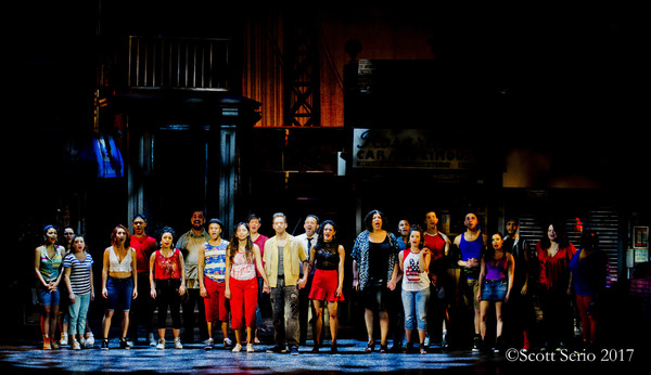 Photo Exclusive: First Look at IN THE HEIGHTS at Fulton Theatre