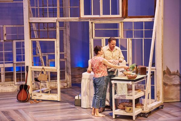 Photo Flash: Aurora Theatre Brings to Life THE BRIDGES OF MADISON COUNTY