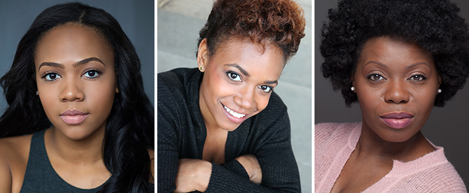 Phoenix Best, Ta'Nika Gibson and Zonya Love to Star in All-New DREAMGIRLS at TUTS; Cast Announced!