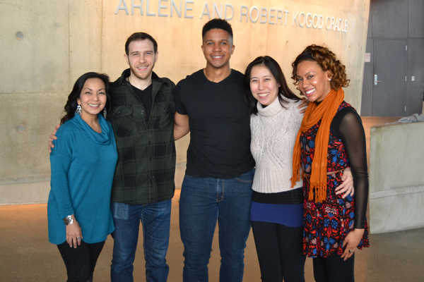 Photo Flash: Meet the Cast of Arena Stage's SMART PEOPLE