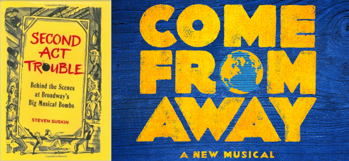 Exclusive Podcast: 'Behind the Curtain' Discusses COME FROM AWAY and 'Second Act Trouble'