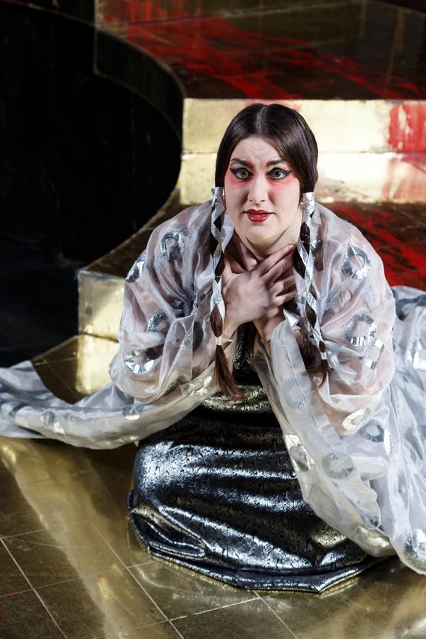 Photo Flash: First Look at Pittsburgh Opera's TURANDOT