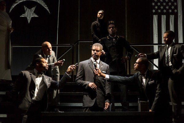 Photo Flash: Sneak Peek at The Acting Company's CAESAR / X Tour, Coming to New Victory Theater