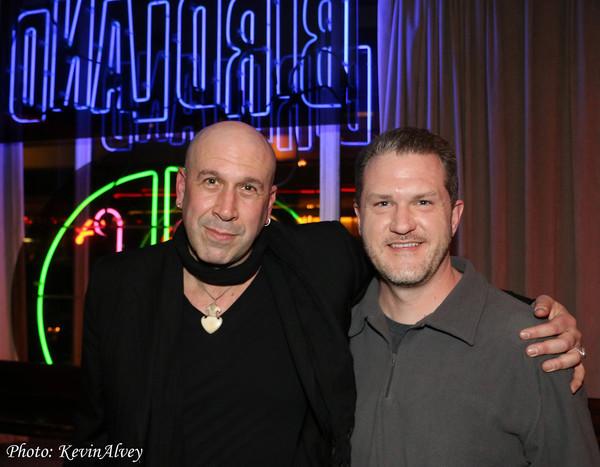 Jeremy Schonfeld and Ryan Paternite Photo