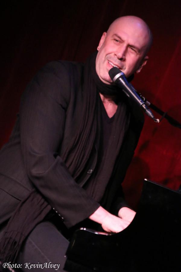 Photo Flash: Jeremy Schonfeld Hosts 'Songwriter Circle' at Birdland