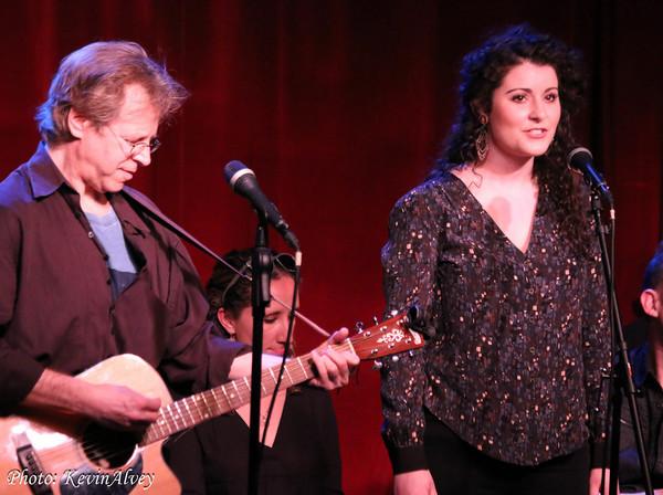 Paul Scott Goodman and Tess Primark Photo