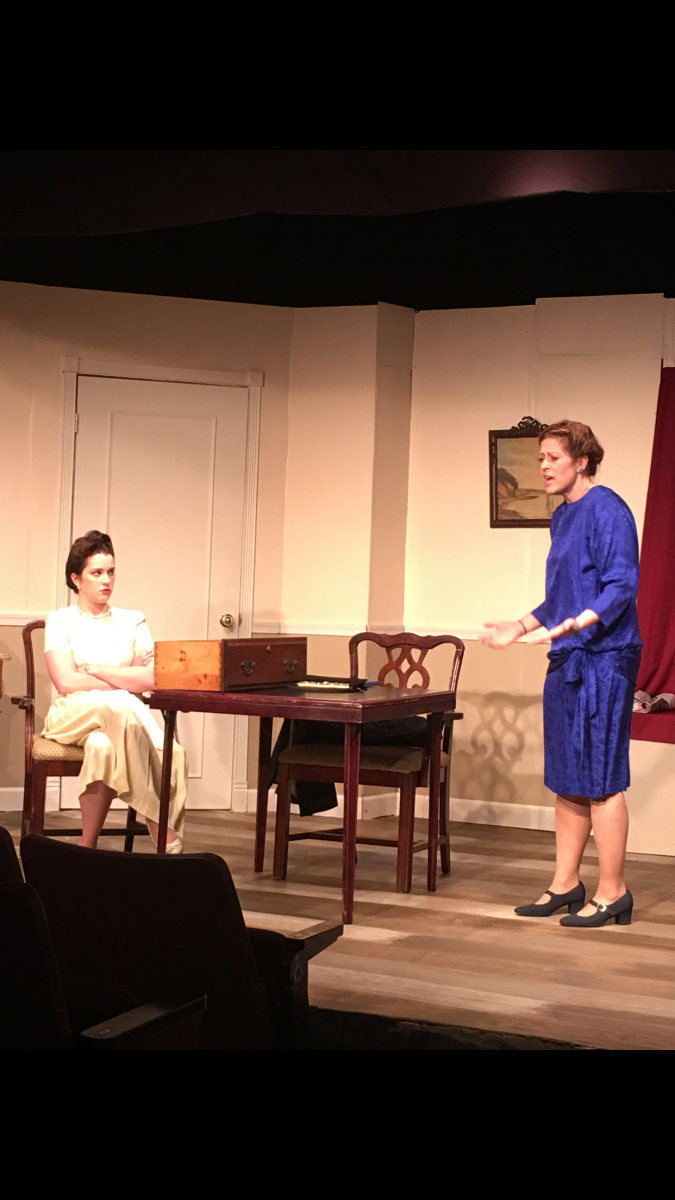 BWW Review: LOVE FROM A STRANGER at Little Theatre Of Mechanicsburg