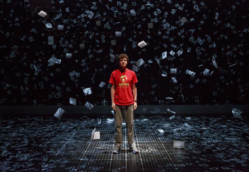 BWW REVIEW: CURIOUS INCIDENT OF THE DOG IN THE NIGHTTIME Shines in Boston