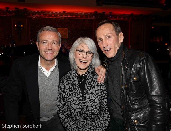 Andrew Halliday, Jamie deRoy, David Greer Photo