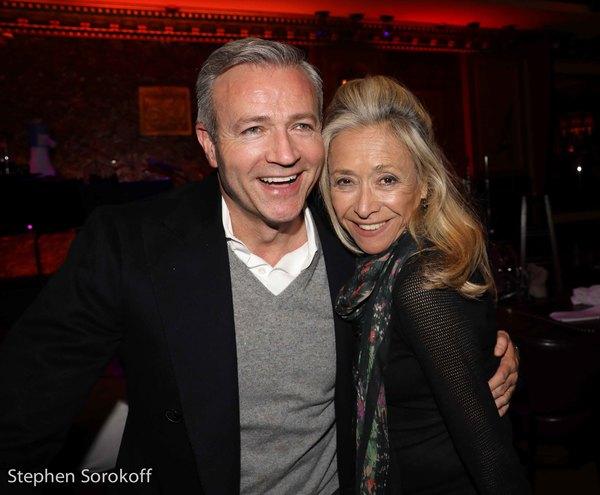Andrew Halliday & Eda Sorokoff