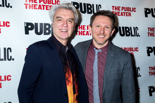 David Byrne, Kris Kukul
