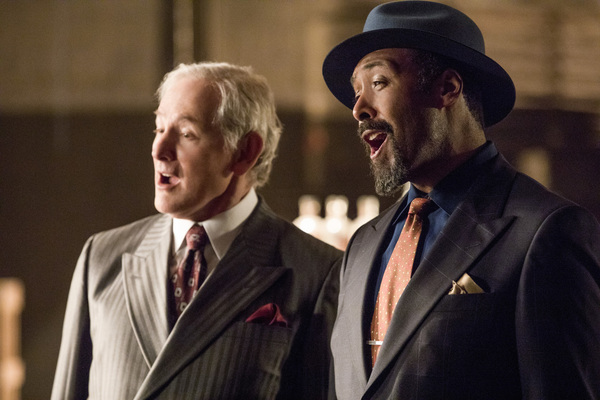 Victor Garber and Jesse L. Martin  Photo