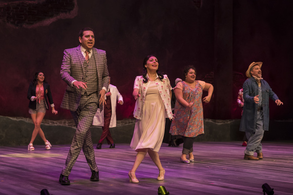 Photo Flash: First Look at Goodman Theatre's Chicago Premiere of DESTINY OF DESIRE