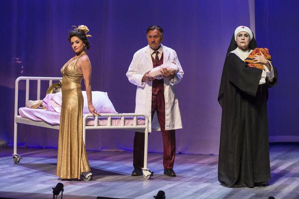 Ruth Livier, Ricardo Gutierrez and Evelina Fernandez