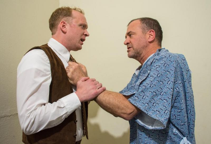 BWW Review: ACT 1's Otherworldly ANGELS IN AMERICA: PERESTROIKA