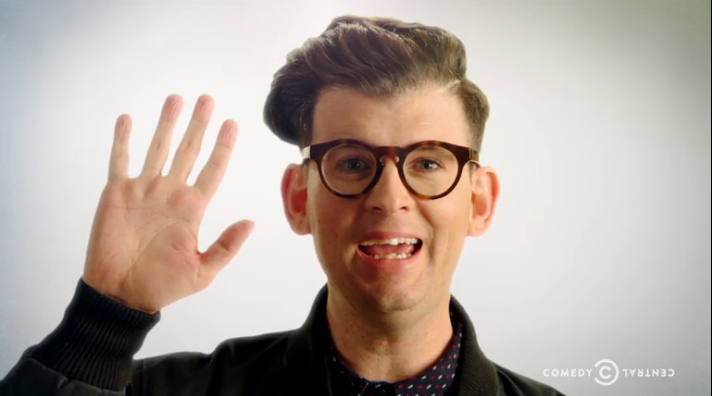 Comedy Central to Premiere PROBLEMATIC WITH MOSHE KASHER, 4/18