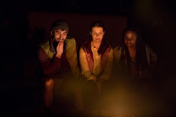 Diego Guevara, Jennifer Mischley, and Daraja Hinds