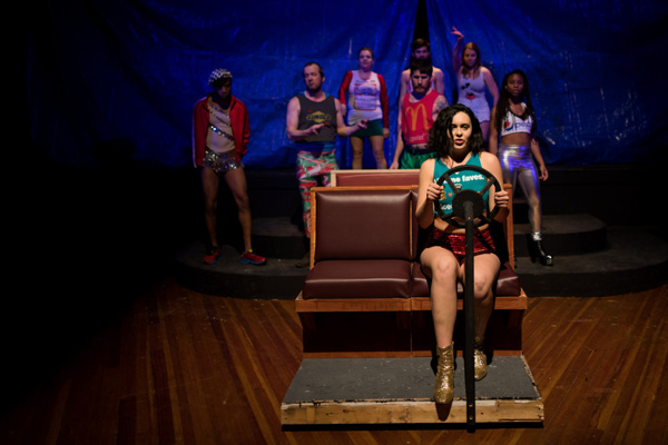 Photo Flash: First Look at MR. BURNS, A POST-ELECTRIC PLAY at Wilbury Group