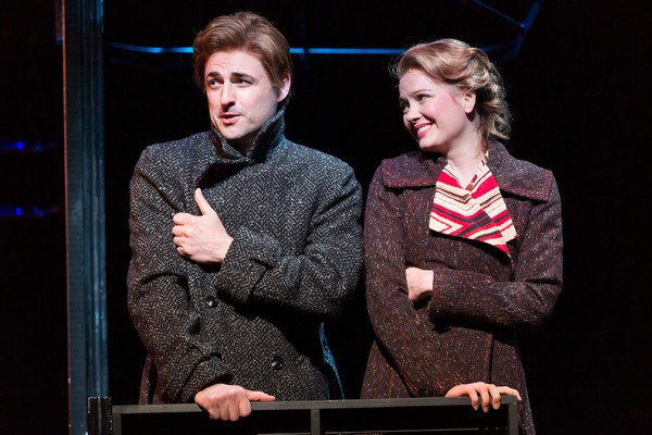 Photo Flash: Broadway Hopeful MURDER ON THE ORIENT EXPRESS Leaves the Station at McCarter