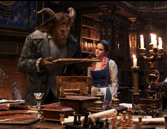 Backstory of Belle's Mother Revealed in BEAUTY AND THE BEAST Live-Action Film