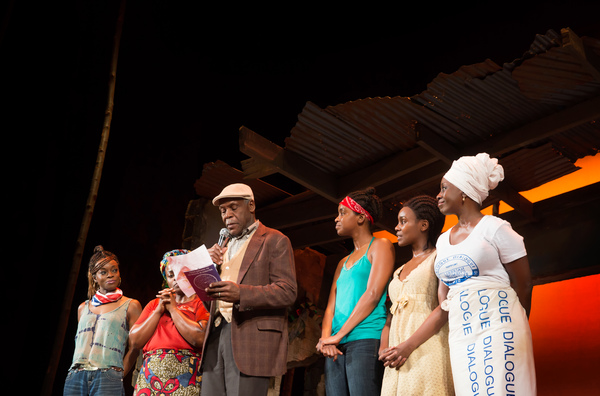 Photo Flash: Danny Glover Speaks at ECLIPSED in San Francisco
