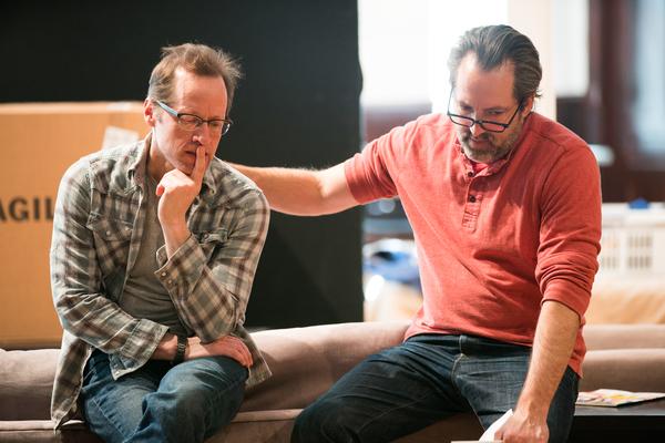 Tim Hopper and Ian Barford