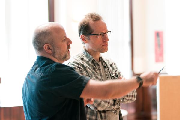 Dexter Bullard and Tim Hopper