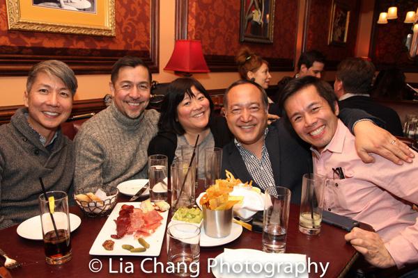 Jason Ma, Alan Ariano, Ann Harada, Alan Muraoka and Steven Eng