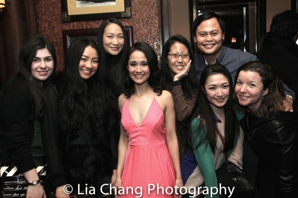 Jess Fiorella, Emily Stillings, Hsin-Ping Chang, Ali Ewoldt, Q Lim, Julius Sermonia, Bridget O''Connor