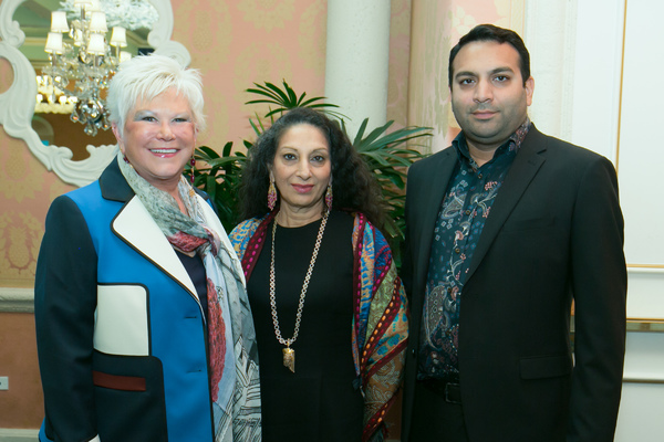 Photo Flash: CULTURE & COCKTAILS at The Colony Welcomes 100 Guests for Talk by Jewelry Designer Coomi