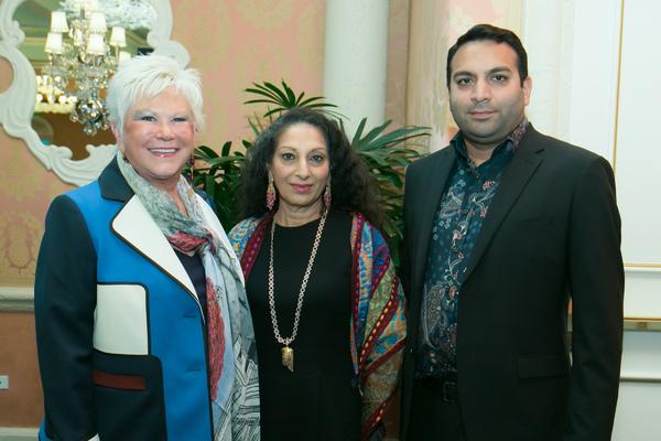 Roe Green, Coomi, Sahil Bhasin