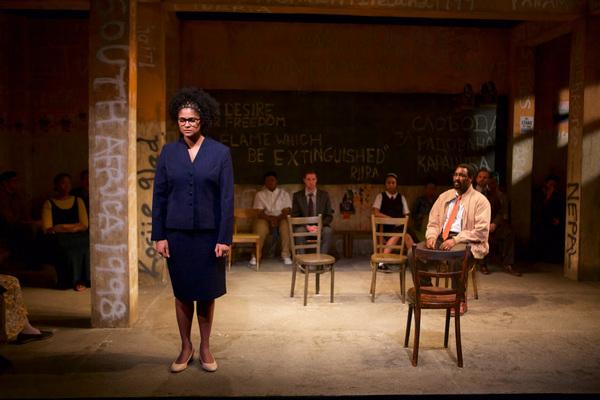 Photo Flash: Sideshow Theatre Company Presents U.S. Premiere of truth and reconciliation
