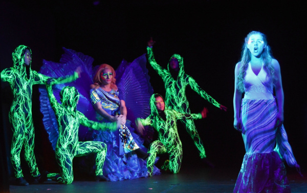 Photo Flash: THE LITTLE MERMAID with a Big Heart at Literally Alive Theatre