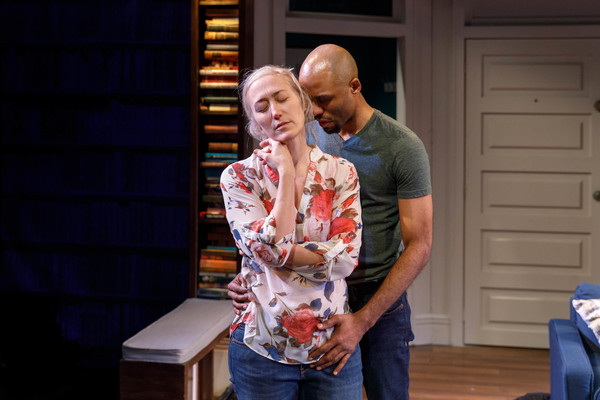 Photo Flash: Kitchen Theatre Company Heats Up the Winter with SEX WITH STRANGERS by Laura Eason