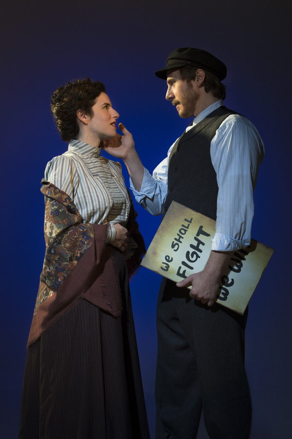 Photo Flash: First Look at RAGS at TheatreWorks Silicon Valley