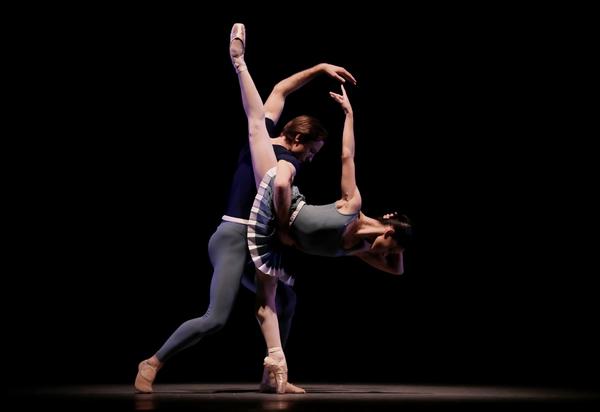 Karina Gonzalez and Ian Casady