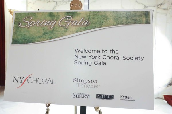Photo Coverage: Peter Yarrow Honored at New York Choral Society Gala