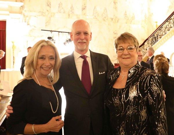 Eda Sorokoff, Pat Owens, Joanne Lawson